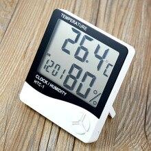Indoor&Outdoor Digital LCD Thermometer Hygrometer Temperature Humidity Meter Digital Hygrometer