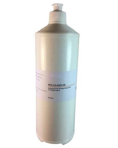 Collagen Gel Hyaluronic Acid Elastin HIFU RF Ultrasound Gel Face Lifting 250ml