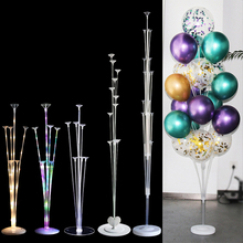 70 100 160cm Balloons Stand Balloon Holder Column Confetti Balloon Baby Shower Kids Birthday Party Wedding Decoration Supplies cheap joy-enlife CROWN ROUND Plastic House Moving Retirement Earth Day Thanksgiving St Patrick s Day April Fool s Day Chinese New Year