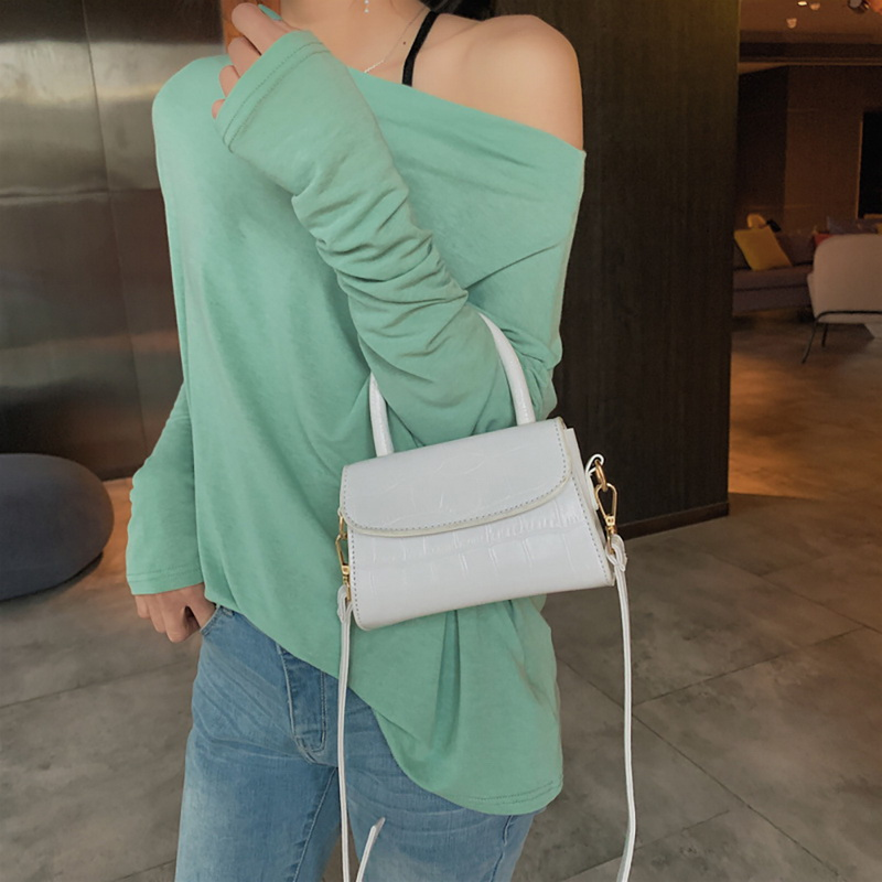 H69dfa1bab9d0467884dbdf6714208949W - New Women Shoulder Messenger Bag Ladies Handbags Casual Solid PU Leather Handbag Fashion Ladies Party Handbags Clutch