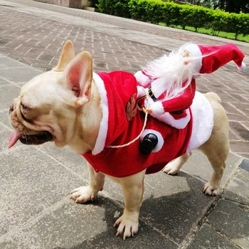 Christmas Dog Costumes Clothes   3