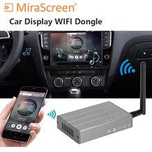 MiraScreen car HDMI TV Stick Wifi anycast Miracast DLNA Airplay CVBS car Multimedia Display Dongle Mirror
