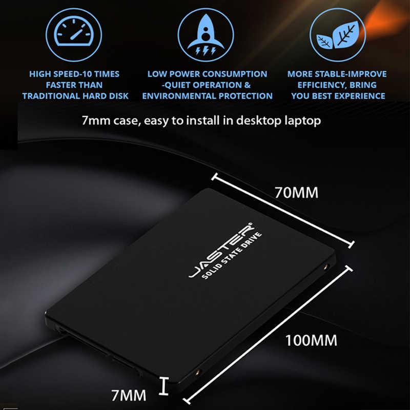 JASTER SSD wewnętrzny dysk SSD 360 GB 240 GB 120 GB 480 GB 960GB 1TB 500GB dysk twardy do laptopa stacjonarnego