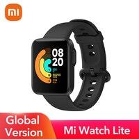 Xiaomi Mi Watch Lite Bluetooth Smart Watch GPS 5ATM SmartWatch impermeabile Fitness cardiofrequenzimetro mi band versione globale