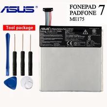 Original ASUS C11P1311 Battery For ASUS FONEPAD 7 ME175 ME175CG K00Z K00S 3910mAh luxcase для asus fonepad 7 fe171cg глянцевая