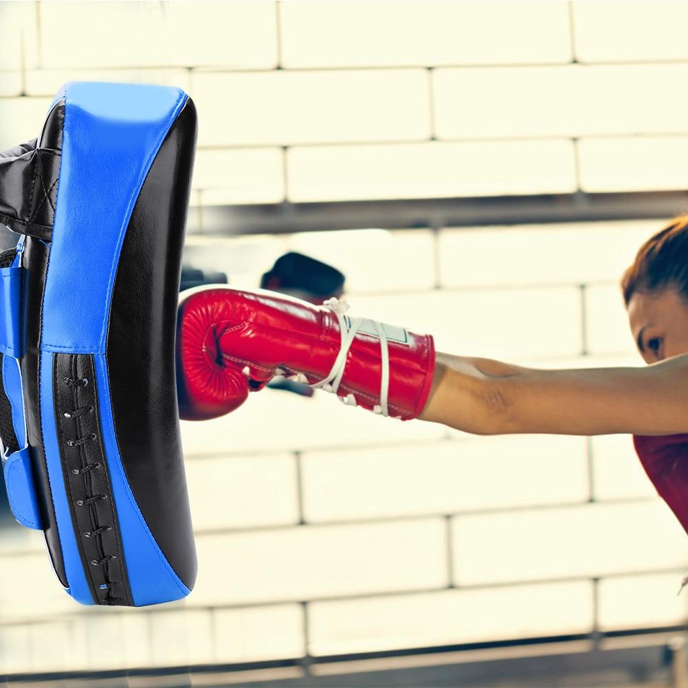 Kick Pad Boxing MMA Pads Muay Thai Martial Arts Focus Training Pad Fitness Kick