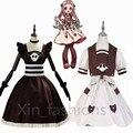 Женский костюм для косплея Hanako-Kun Nene Yashiro, черно-коричневый костюм для Хэллоуина