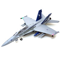 FMS 80mm ducted EDF F/A 18 Hornet fighter remote control Toys assembled fixed wing aircraft rc Drone PNP Version