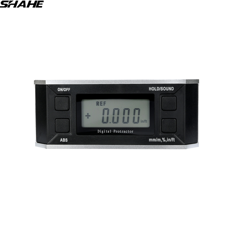 Digital Protractor Electronic Level Angle Finder Measuring Instruments Angle Bevel Box  With Magnet Inclinometros Digital