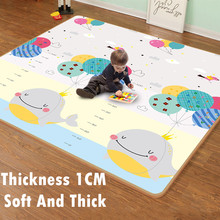 Thicken 1cm Xpe Cartoon Baby Play Mat Puzzle Children's Mat Baby Climbing Pad Kids Rug Baby Games Mats Toys for Children