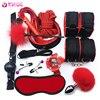 Nylon 11pcs Red