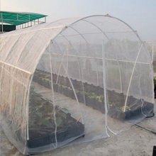 Agricultural insect nets, gardening supplies, physical insect control of organic vegetables, 60 meshes, 2 meters wide