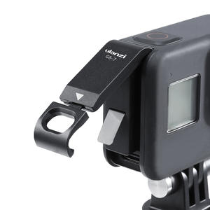 Ulanzi Adapter Gopro Removable Charging-Port 8-Battery-Cover 52MM Type-C G8-7