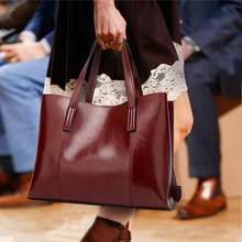 2020 New Shoulder Messenger Bag Women Europe and America Large Capacity Lady Bag Retro Tote Bag kamicy 2018 new style lady messenger bag slanting bag single shoulder bag slanting span simple leather large capacity women bag
