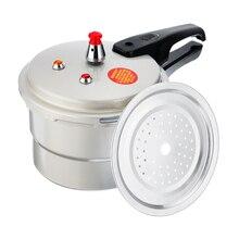 6.3л двойное дно скороварка комплект Домашняя Кухня Бар алюминиевый сплав скороварка бобы мясо овощи супы инструмент для приготовления пищи