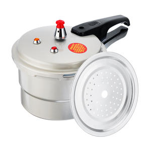 Pressure-Cooker-Kit Cooking-Tool Vegetables Kitchen-Bar Aluminum-Alloy Double-Bottom