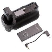 Vertikale Batterie Griff Für Sony A6500 Spiegellose Kamera Mit Fernbedienung #5-in Batterie Griff aus Verbraucherelektronik bei