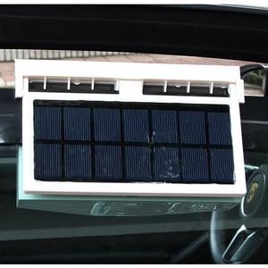 Image 5 - Car Solar Powered Exhaust Fan Auto Ventilation Fan Eco friendly Dual Mode Power Supply High Power Car Gills Cooler Portable