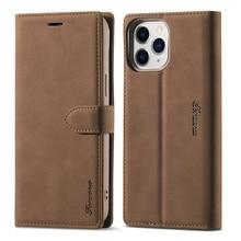 Étui portefeuille en cuir de luxe pour IPhone, pour modèles 12, 11 Pro, XS Max, XR, 6, 7, 8 Plus, avec sac à main