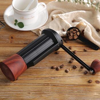 20g Mini Portable Hand Crank Manual Coffee Beans Grinder Milling Machine Tool New