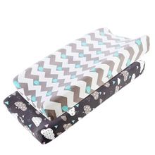 Baby Nappy Changing Pad Soft Baby Waterproof Mattress Bed Sh