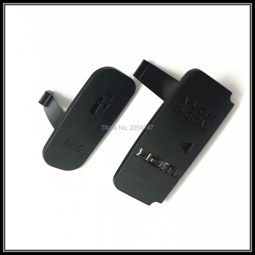 Repair Part For Canon EOS 700D Rebel T5i Kiss X7i 650D Rebel T4i Kiss X6i USB Rubber Interface Cover Unit
