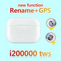 Original i200000 TWS Air pro3 1:1 copie Earbus sans fil Bluetooth écouteur pk w1 h1 1536u puce i500 i100000 i20000 i90000 pro TWS