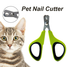 1pcs Pet Grooming Scissors Dog Cat Puppy Professional Stainless Steel Nail Clipper Animal Scissor Cutter Supplies