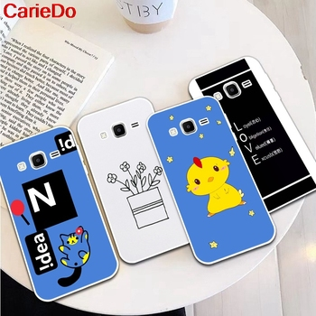Carie Girl Man 2 Silicon Soft TPU Case Cover For Samsung Galaxy Core Grand Prime Neo Plus 2 G360 G530 I9060 G7106 Note 3 4 5 8 9 image