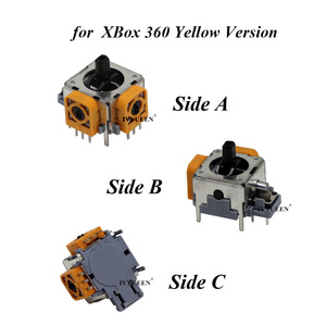 Image 5 - Ivyueen 11 In 1 Analoge Stick Sensor Potentiometers + Duimpoken Lt Rt Trigger Switch Knop Voor Microsoft Xbox 360 controller