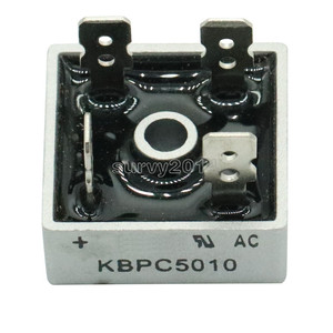 Image 3 - 2 قطعة/الوحدة KBPC5010 50A 1000V ديود جسر المعدل kbpc5010