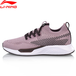 (Break Code)Li-Ning Women EXCEED LT Lifestyle Shoes Mono Yarn Breathable Sneakers LiNing li ning Sport Shoes AGCN048 YXB152