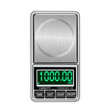 Electronic-Scales Precision Portable Balance 100-1000g Gold Mini for Bijoux Sterling-Silver