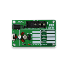 AD584 Four and a half Reference Source with One Ten thousandth Resistor Reference for Calibration of Multimeters