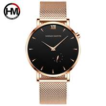 Часы наручные мужские кварцевые с маленьким циферблатом брендовые