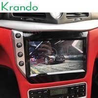 """Radio samochodowe Krando 9 """"Android 8.1 dla Maserati GT/GC GranTurismo 2007-2019 nawigacja multimedialna gps Stereo Audio odtwarzacz DVD"""
