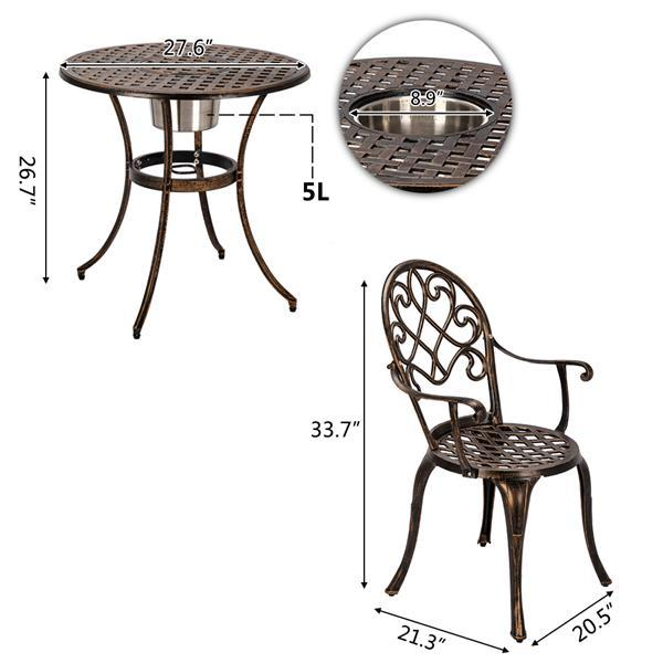 Home Garden Table and Chairs  4