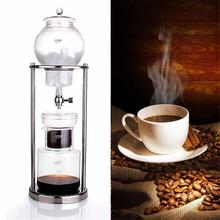 600ml Coffee infusion Pot Reusable Glass Filter Tool Espresso Dropper Bottle ice Cold Machine Maker