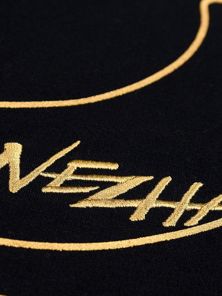 100% di Estate del cotone maschio manica Corta T shirt Tee di Skateboard Ragazzo Skate Tshirt Magliette e camicette Uomini Roccia Hip hop Street wear maglietta di modo - 4