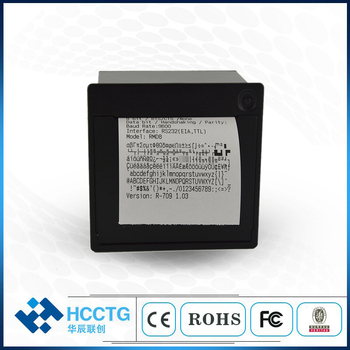 Cheap Price 58mm Mini Panel Mount Embedded Thermal Receipt Printer HCC-D8 фото