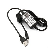 цена на Professional USB Cable Charger Battery Charging for Kenwood TH-D7 TH-F6 TH-F7 TH-G71 TH-K4 TH-K2 Two Way Radio