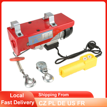 Gantry-Hoist-Winch Lifting-Tool Winch-Cable Hanging-Crane Electric Workshop Power 100/200kg
