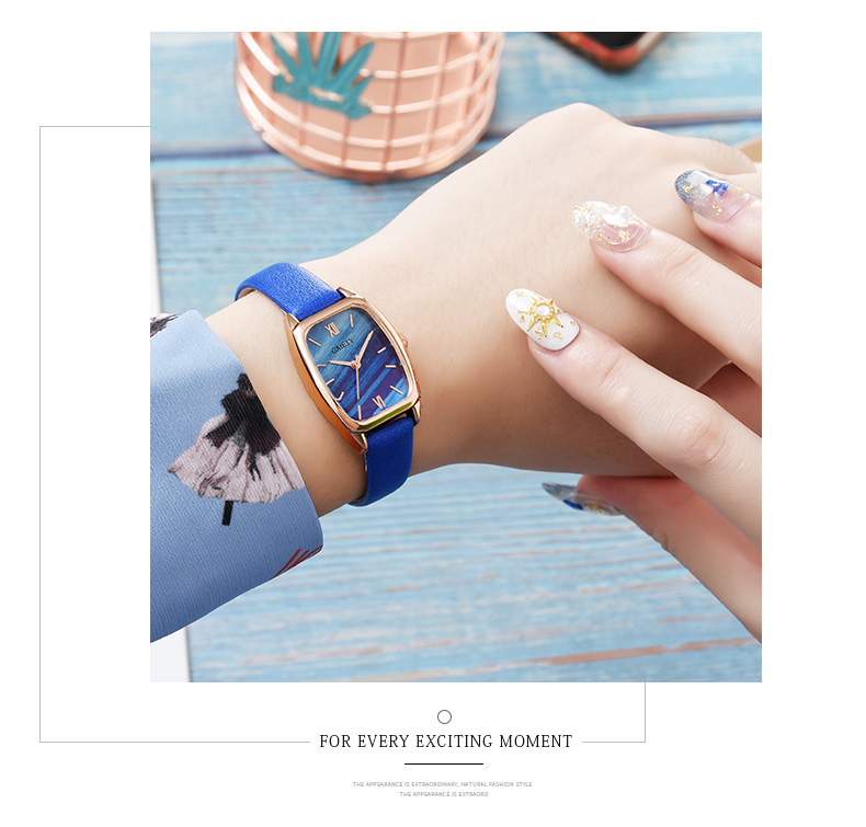 Exquisite small simple women dress watches retro leather female clock Top brand women's fashion mini design wristwatches clock H69e8384b787d4798a7b0a724b0e0fd0bq