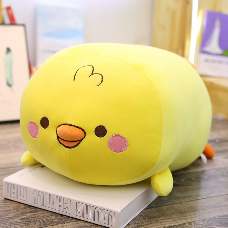 Soft Fat Shiba Inu Dog Pig Chick Squishy Animals Toy Kids Grown-ups Pillows Comforting Plushie Kawaii Plush Toy Birthday Gifts