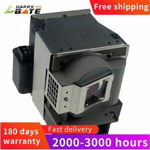 Image 1 - Lampe de projecteur Compatible HAPPYBATE VLT XD280LP avec boîtier pour projecteurs XD250U, XD250UG, XD280U et XD280UG avec boîtier
