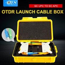 Sc/upc sc/apc odr dead zone eliminator оптоволоконный otdr launch