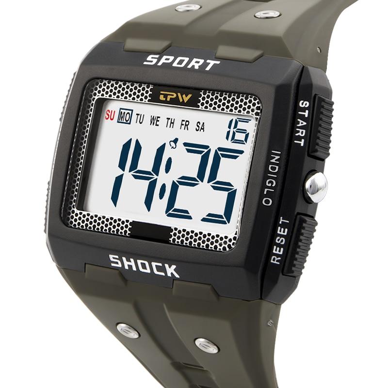 שעון ספורט לגבר TPW 3