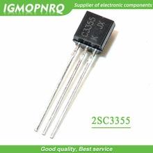 200 шт. 2SC3355 C3355 TO-92 isc NPN RF новый оригинальный транзистор Бесплатная доставка