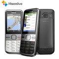C5-00i оригинальный телефон разблокирован Nokia C5 C5-00 сотовые телефоны GSM 3G 3Mp камера FM GPS Bluetooth отремонтированный Бесплатная доставка