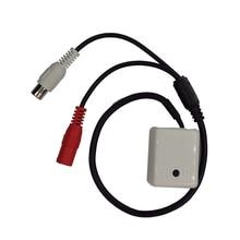 Audio-Mic Microphone CCTV Security MINI High-Sensitive Cctv-Camera-System Sound-Signal-Device